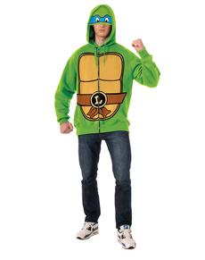 Bluza Leonardo Wojownicze Zólwie Ninja dla nastolatków